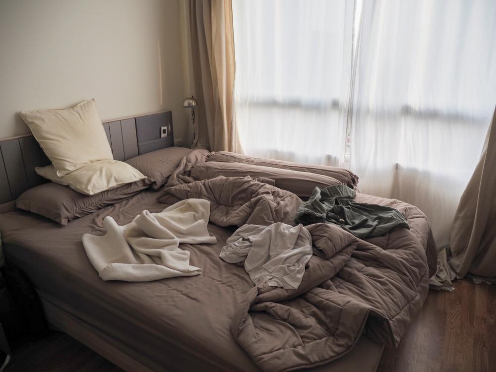 Hal Kotor Ini Sering Terbawa Ketika Naik Ke Tempat Tidur!