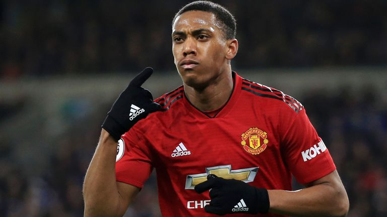 Anthony Martial Perbarui Kontrak Dengan Manchester United