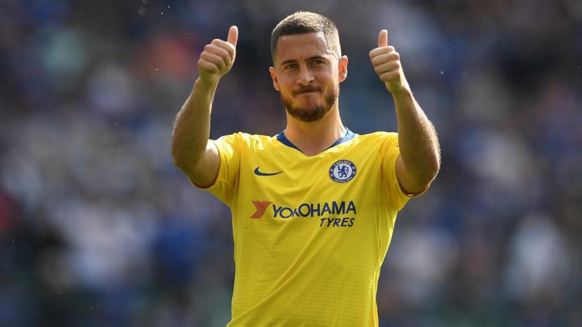 Eden Hazard Tetap Ingin Keluar Dari Chelsea Walaupun Masuk 3 Besar