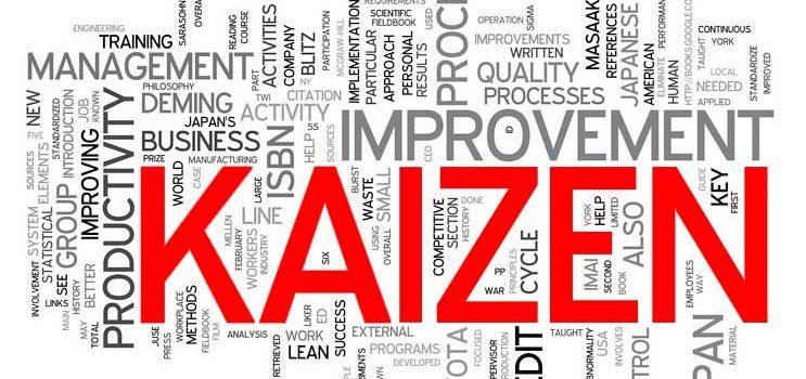 "Penerapan ""Kaizen"" Sangat Berpengaruh Dalam Dunia Tempat Kerja"