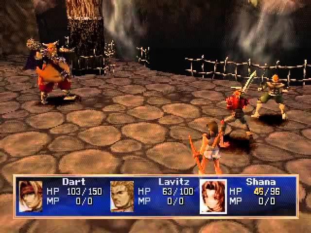 Pos Bluepoint Games Bisa Berarti Bahwa Legend Of Dragoon Remake Tidak Dalam Pengerjaan