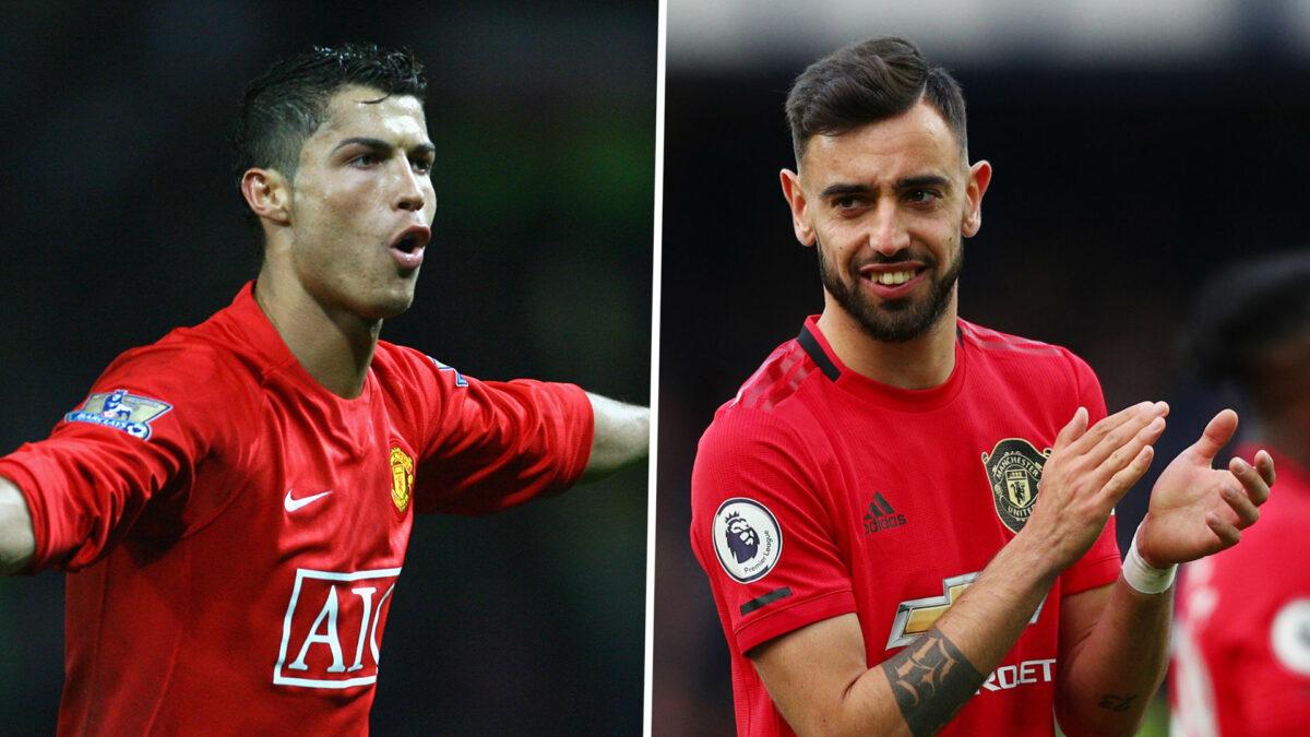 Tidak Sabar Ingin Bermain Bersama Legenda Cristiano Ronaldo, Bruno Fernandes pastikan Manchester United Akan Juara Liga Inggris
